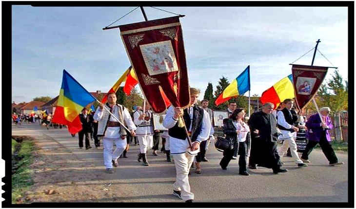 De Buna Vestire, 25 martie, Calea Neamului și Frăția Ortodoxă Sfântul Mare Mucenic Gheorghe merg împreună la Valea Zălanului, Foto: facebook.com/mihai.sorin.39501