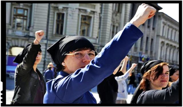 Bolșevism la adăpostul feminismului