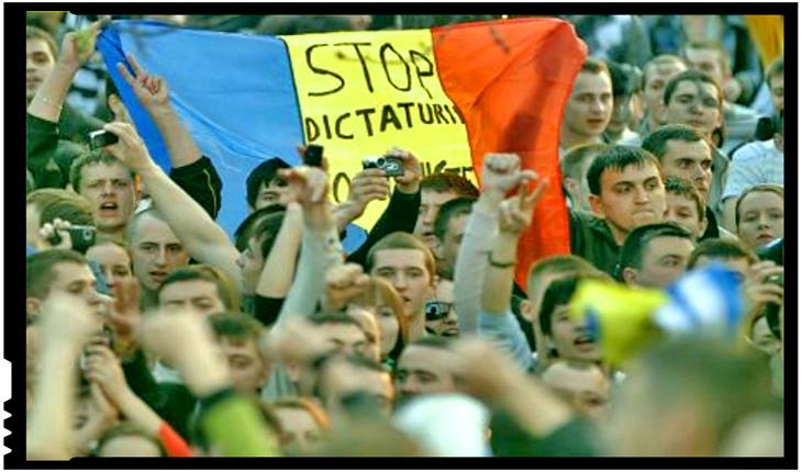 """Manifestații la 10 ani de la Revoluția """"Twitter"""""""