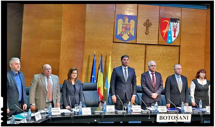 Camera de Comerț, Industrie şi Agricultură Botoşani a semnat un acord cu omologii din Ucraina, Foto: facebook.com/CCIABT