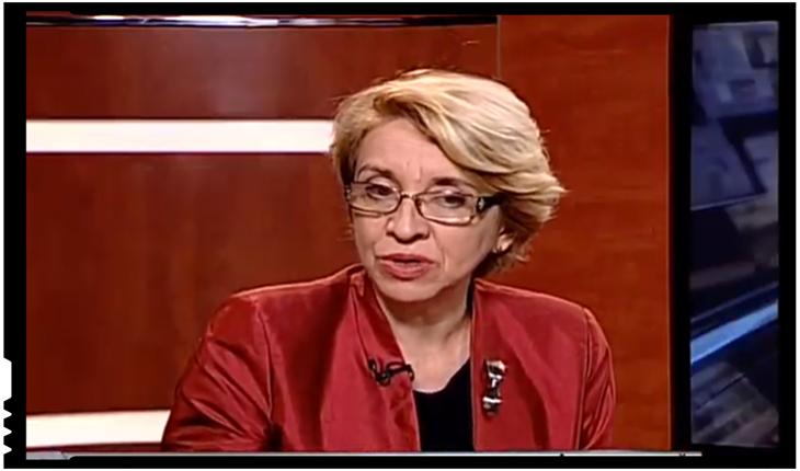 """Cristina Guseth despre scuzele lui Lazăr: """"Ce-s alea """"scuze instituționale""""? Până la urmă, Lazăr a fost o rotiță într-un sistem criminal."""", Foto: Nasul TV"""