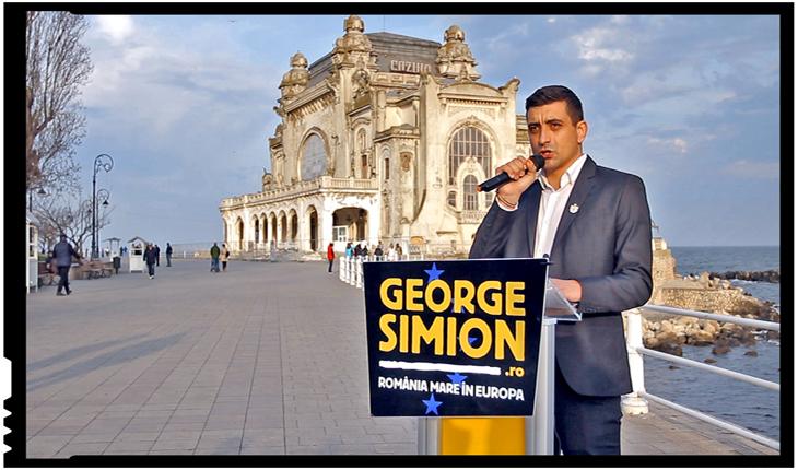 George Simion: Constanța este un plămân economic atrofiat de mediul politic