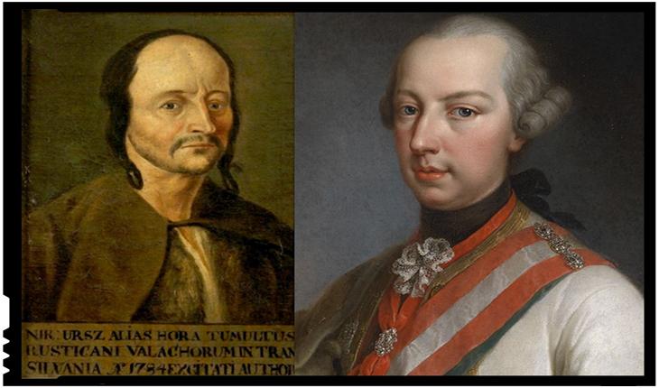 La 1 aprilie 1784 avea loc audiența lui Horea la împăratul Iosif al II-lea, în cadrul căreia îi prezintă situația țărănimii din Transilvania
