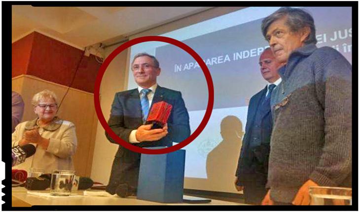 Societatea Imposturii de la Timișoara premiază bolșevici și torționari, Foto: facebook.com/MariusAlbinMarinescu