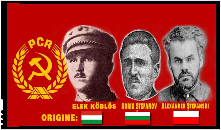 La 5 aprilie 1924 se emitea o ordonanță militară prin care se interzicea activitatea Partidului Comunist din România