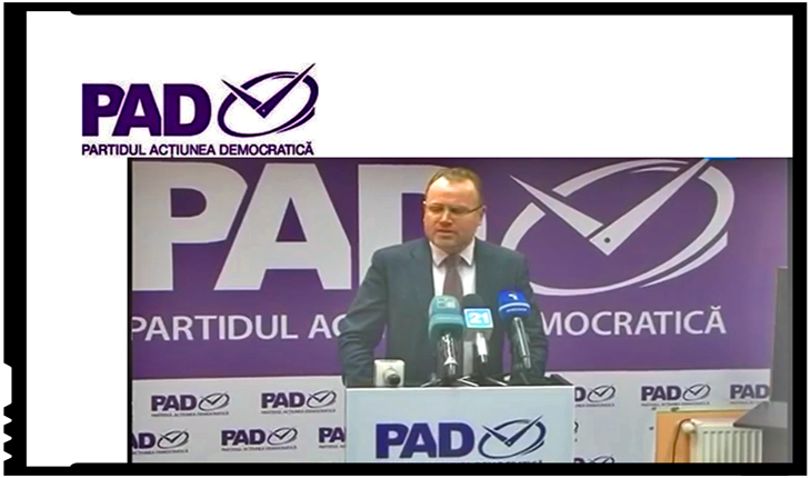 Partidul Acțiunea Democratică: Doar un partid puternic poate readuce unionismul în politica mare, Foto: Youtube / tvc21channel