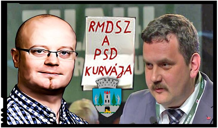 Cârdășia dintre UDMR și PSD pune în pericol identitatea românească în județele din Nord-Vestul României