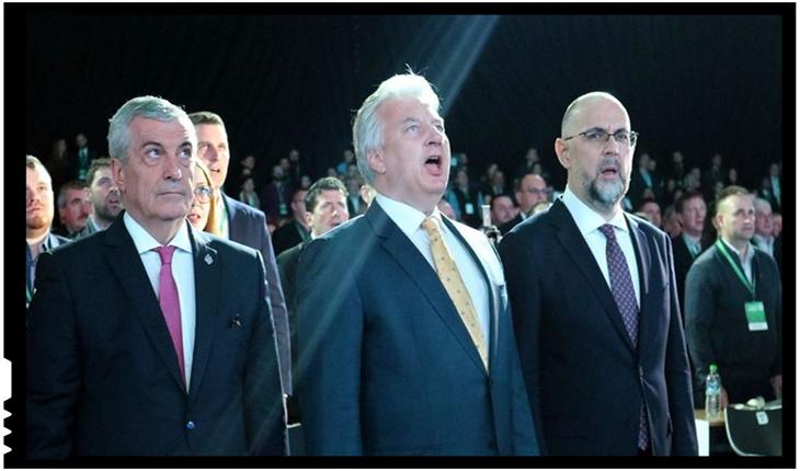 Ungurii s-au distrat pe cinste pe seama prostiei liderilor politici din România de la congresul UDMR, Foto: facebook.com/mihazank.erdely