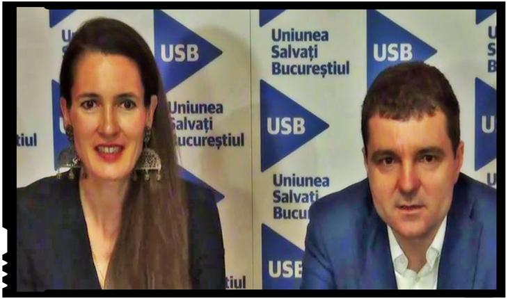 "Avocatul Dan Chitic: De azi, USR e un ""partid penal""! Oficial. Fuziunea dintre USB și USR investigată de PG, Foto: youtube"