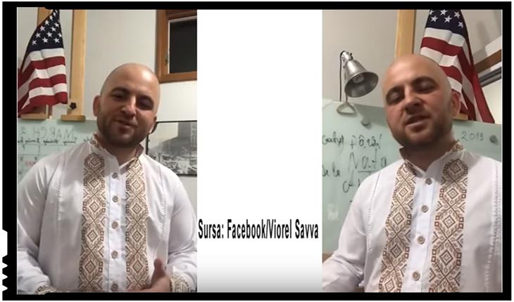 Republica Moldova: Viorel Savva se alătură conducerii PAD, Foto: Facebook / Viorel Savva