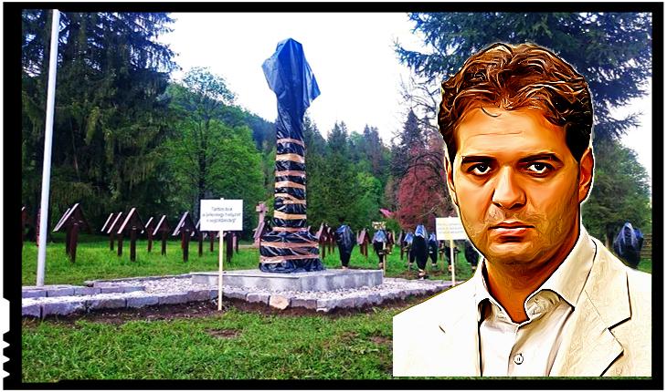 Să vezi și să nu crezi! Antal Arpad, primarul din Sfântu Gheorghe, cere ajutorul Rusiei în cazul cimitirului de la Valea Uzului