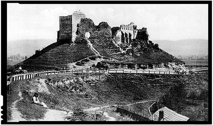 Cetatea Feldioarei (Marienburg)