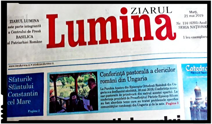 Se mai întâmplă și lucruri bune: Conferință pastorală a clericilor români din Ungaria, Foto: Ziarul Lumina