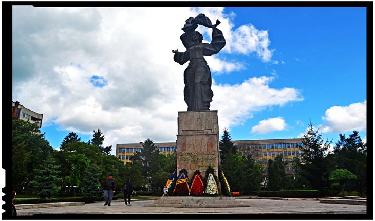 La Iași începe reabilitarea esplanadei Independenței