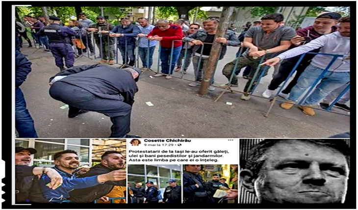 Sesizare la poliție și la Biroul Electoral împotriva USR-ului după ce s-a întâmplat la Iași, Foto: Facebook / Gelu Vi;an