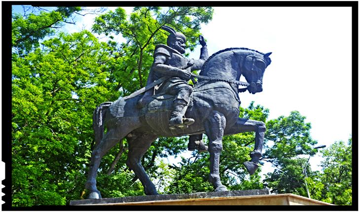 Statuia lui Mihai Viteazul din Iași, COPOU