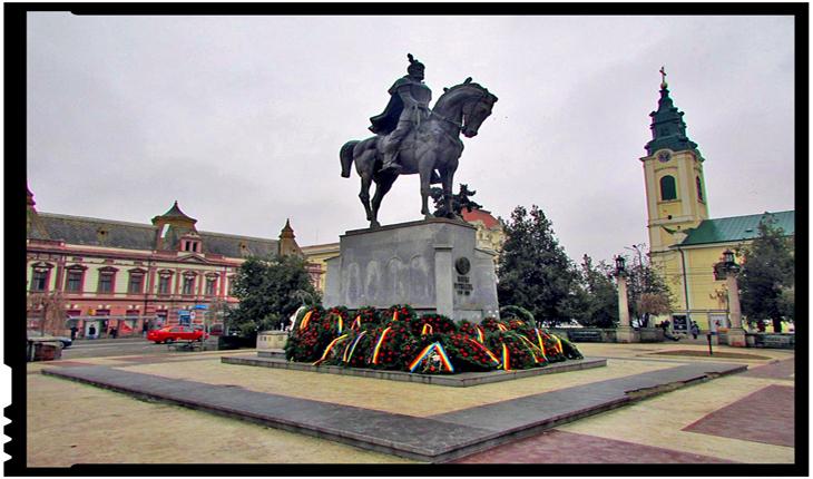 Un general și un colonel în apărarea lui Mihai Viteazul la Oradea