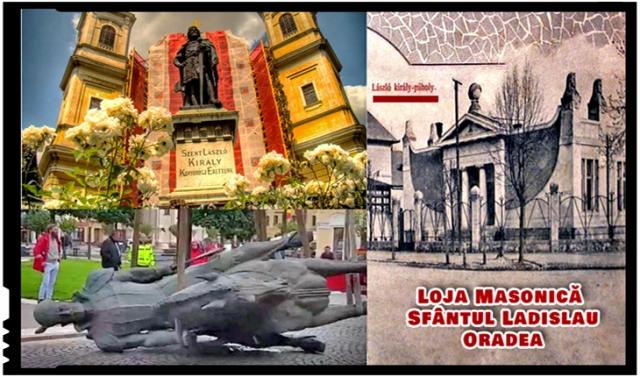 Atât timp cât tu îți dărâmi propriile repere identitare, se vor găsi imediat alții gata să le înlocuiască: Ladislau I al Ungariei cerut cu insistență la Oradea!, Foto: captura facebook.com/minagyvaradunk