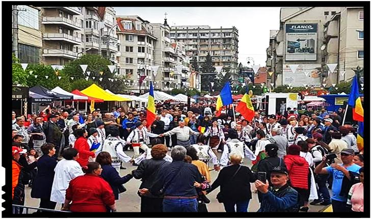Prezență românească mare, sâmbătă, la Zilele Sfântu-Gheorghe!, Foto: Mesagerul de Covasna și Daniela Rusu