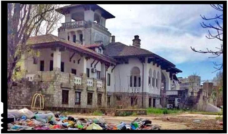George Simion, la Constanța: Românii se înghesuie în Bulgaria, iar Castelul Reginei Maria din Mamaia se prăbușește! , Foto: Antena 3