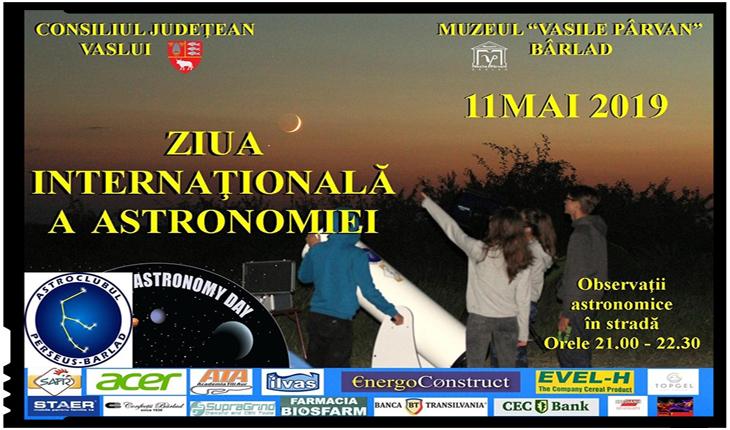 Ziua Internațională a Astronomiei
