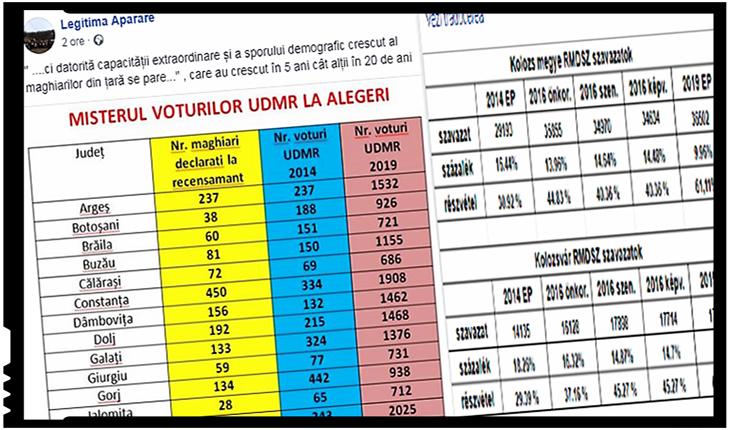 Tot ce mişcă-n ţara asta, râul, ramul, a votat cu ... UDMR-ul!, Foto: facebook