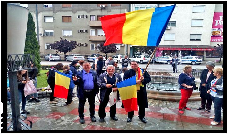 Românii din Serbia își exprimă îngrijorarea și indignarea față de rezultatele alegerilor europarlamentare din România, Foto: facebook.com/alex.balann.39