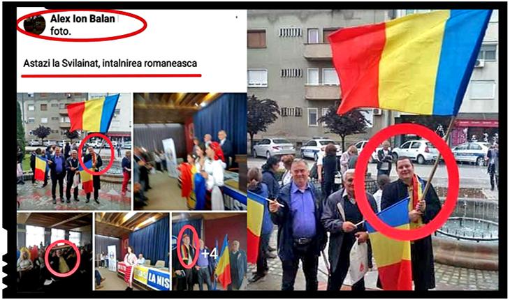 Românii care-și apără identitatea, luați în vizor de către autoritățile din Serbia?, Foto: Facebook / Alex Ion Balan