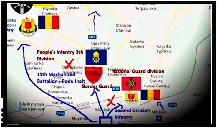 Un simplu clip video de ficțiune despre o a anexare a Cernăuțiului de către România a băgat în sperieți ucrainenii, Foto: captura youtube
