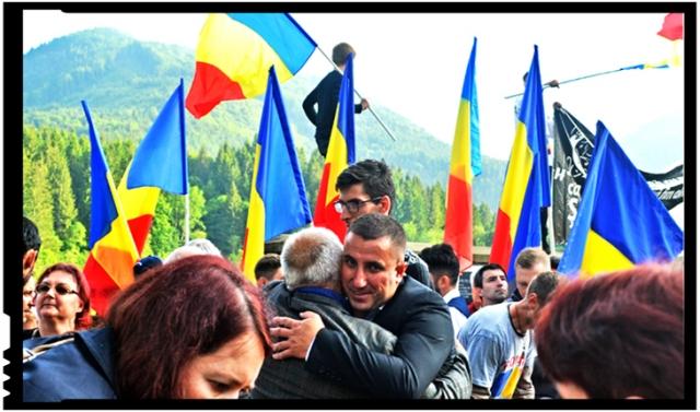 Naționaliștii români, mai apreciați la Valea Uzului decât politicienii prezenți
