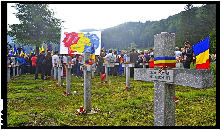 Premierul Viorica Dăncilă vrea să rezolve situația de la Valea Uzului prin administrarea cimitirului de către MApN