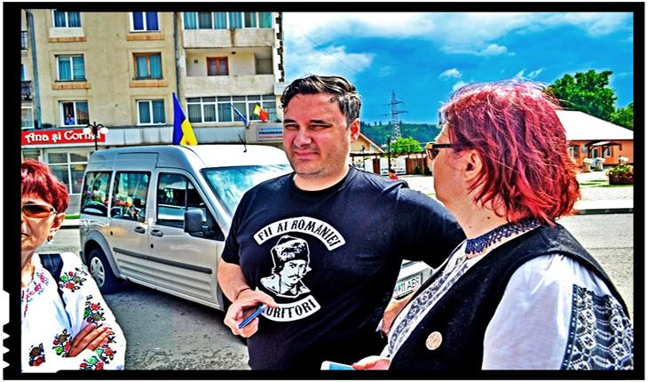 Dan Tănasă, Dărmănești, jud Bacău