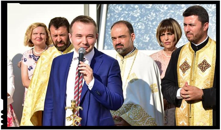 """Deputatul PNL Daniel Gheorghe: """"Țara mea nu mai poate fi un poligon de încercare pentru tot felul de experimente dubioase"""", Foto: Facebook / Daniel Gheorghe"""