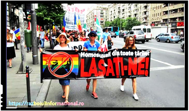 Războiul Informațional: promovare mediatică exagerată cu paradele Pride și ignorare a Marșului Normalității, Foto: razboiulinformational.ro