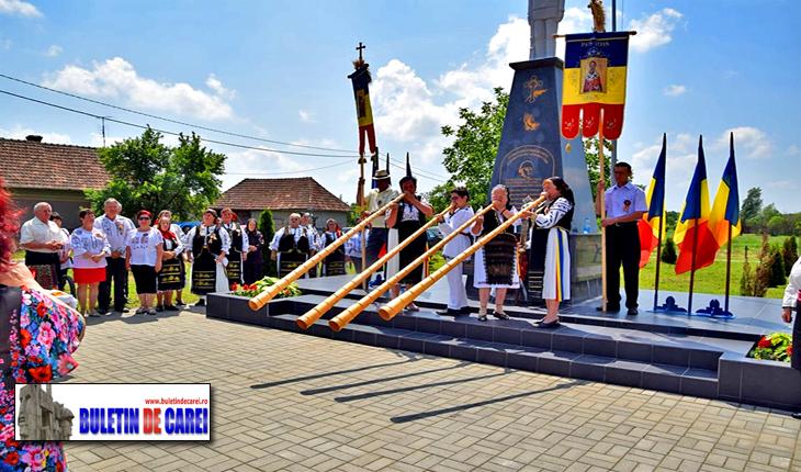 Sărbătoarea anuală a Moților din satul Horea, Foto: BuletindeCarei.ro