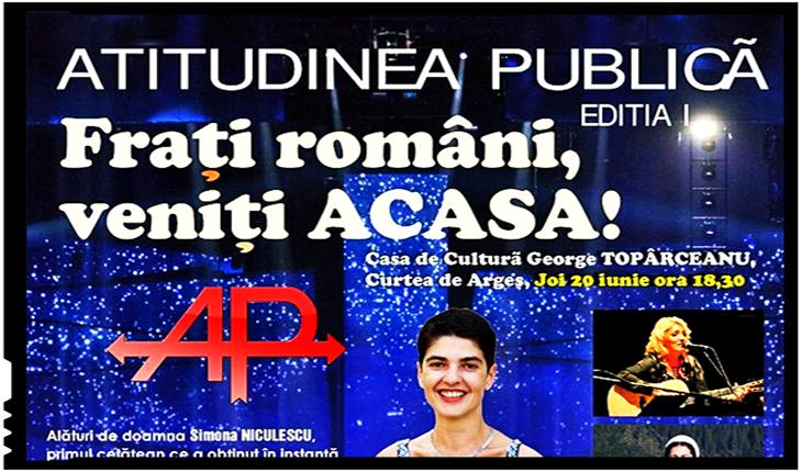Lăsați-ne să fim români, în România! Strigătul de rechemare acasă a românilor din diasporă