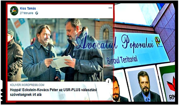 USR și Kovacs se plăceau și se curtau încă din luna februarie a acestui an! Scenarii cu iz conspiraționist, Foto: Facebook / Kiss Tamas