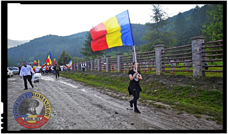 """Mihai Tîrnoveanu: """"Când copiii iau steagul în mână se schimbă Istoria"""""""