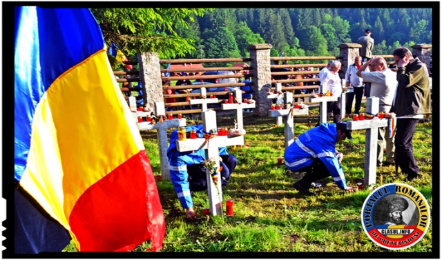 MApN: Dovezi arhivistice incontestabile privind caracterul multinațional al Cimitirului eroilor din Valea Uzului au fost prezentate de partea română