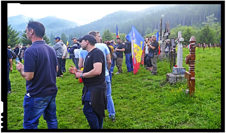 Oficiul Național pentru Cultul Eroilor: Primăria comunei Sânmartin a realizat lucrări de renovare a cimitirului, fără respectarea cadrului juridic aplicabil