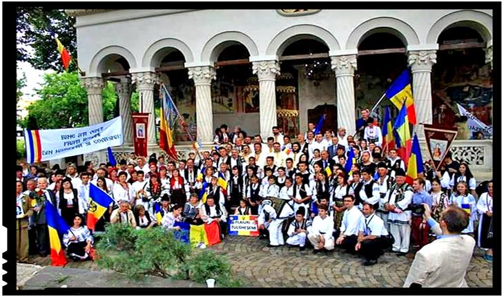 Este Sfânta Zi a Înălțării Domnului, Ziua Eroilor! Mergem la Valea Uzului cu PACE, la Sfânta Slujbă a Parastasului pentru Eroi,, Foto: Facebook / Mihai Tîrnoveanu