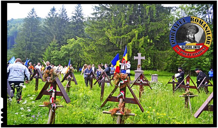 Crucile maghiare de la Valea Uzului
