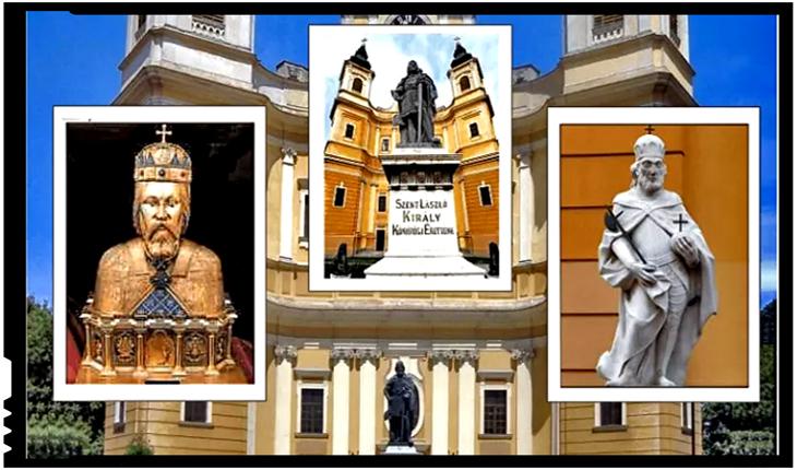 Statuia lui Mihai Viteazul nu are loc la Oradea. În schimb, statui cu regele Ladislau … fără număr?, Foto: razboiulinformational.ro