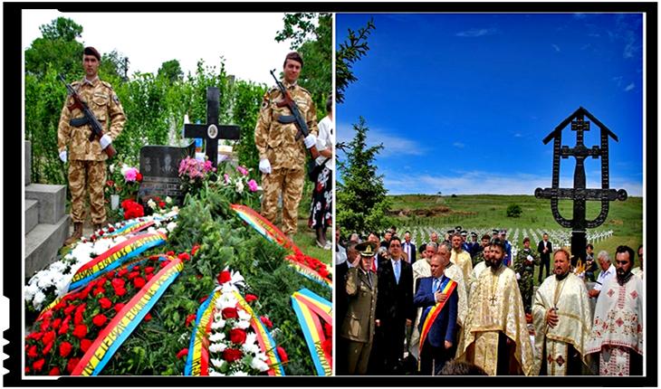Ziua Eroilor la Iași: Brigada 15 Mecanizată Podu Înalt îi învită pe ieșeni pe 6 iunie la ceremonia militară și religioasă, Foto: facebook.com/brigada.15.mecanizata