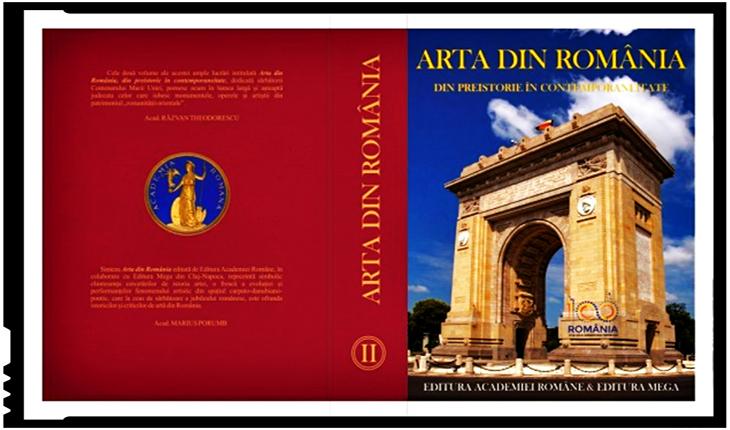 Invitație la lectură: ARTA DIN ROMÂNIA, o lucrare monumentală ce va fi lansată la Academia Română, Foto: Buletin de Carei