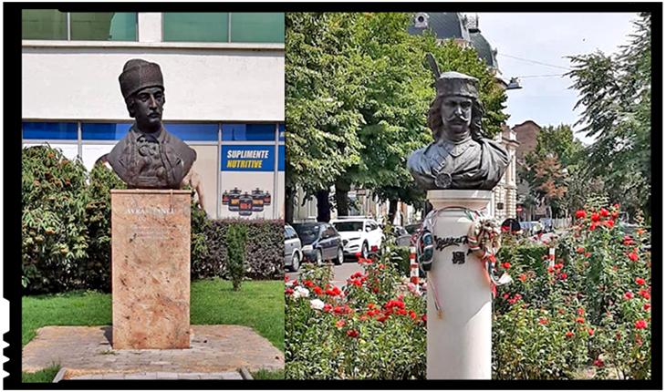 Satu Mare, orașul unde simbolurile românești sunt frecvent vandalizate, Foto: Facebook / Asociația Calea Neamului - Filiala Satu Mare