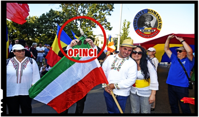 Cătălin Berenghi: Vreau să pun lanțul pe ușa UDMR! Acțiune istorică - desființarea și scoaterea UDMR de la guvernare!