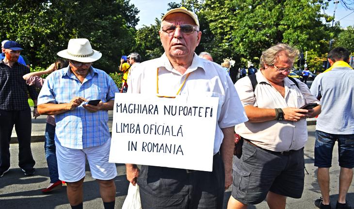 Maghiara nu poate fi limbă oficială în România