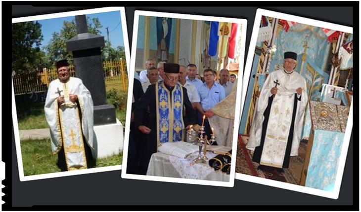 """Un preot ortodox român este prigonit de slugile UDMR-ului pentru că este """"prea român""""?, Foto: Buletin de Carei"""