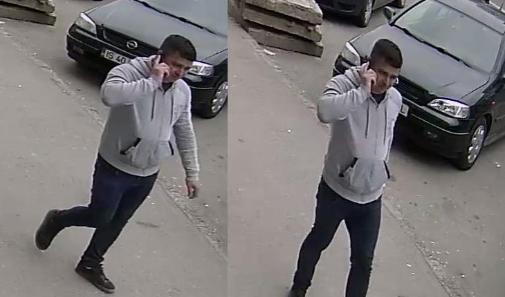 Atenție ieșeni! Poliția vă solicită sprijinul cu privire la o persoană căutată pentru tâlhărie!, Foto: Facebook / Atenție Poliția Iași